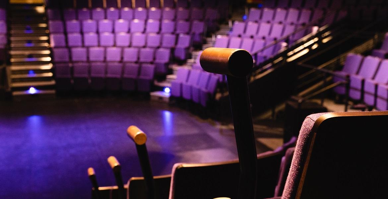 new vic theatre close up