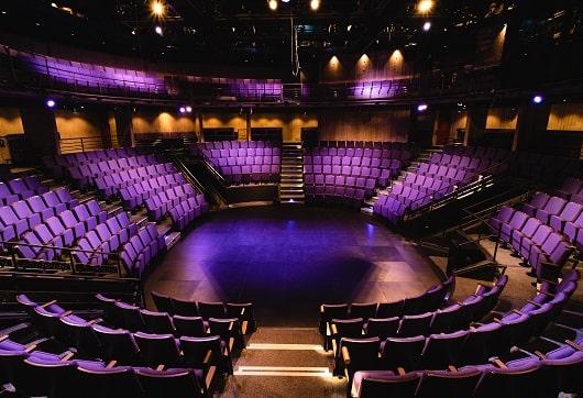 New Vic Theatre – Auditorium and Bathroom Refurbishment