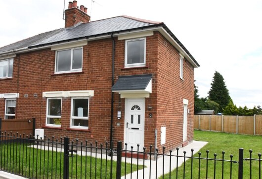 Wrexham Borough County Council – Void Property Refurbishments