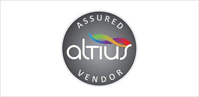 Altius Assured Vendor Award