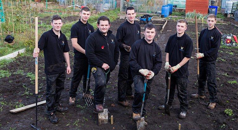 Novus apprentices grew their skills on challenge day