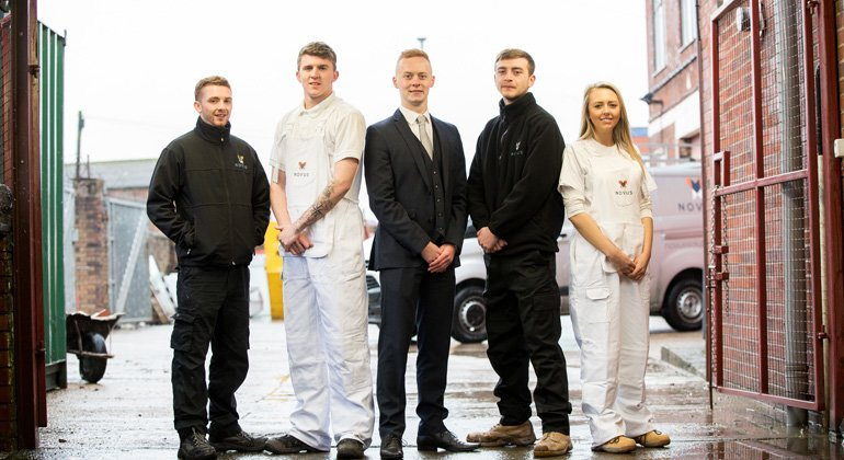 Stuart Seddon: We must give apprentices the chance