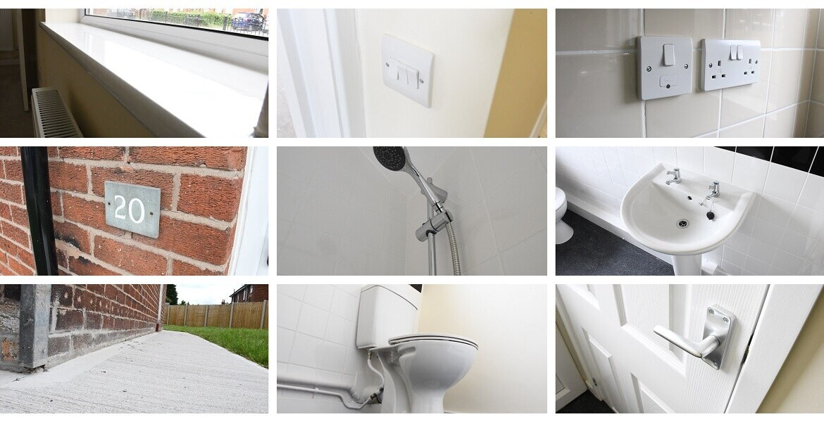 interior finished void property refurbishments
