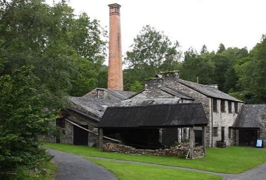 English Heritage Stott Park Bobbin Mill – Refurbishment of Bathroom Facilities