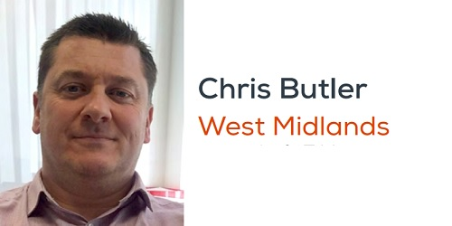 chris butler mental health first aiders