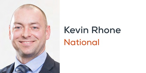 kevin rhone mental health first aiders