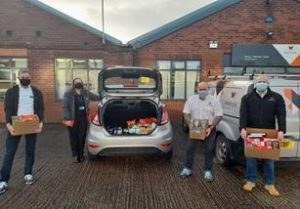 food bank appeal stoke on trent