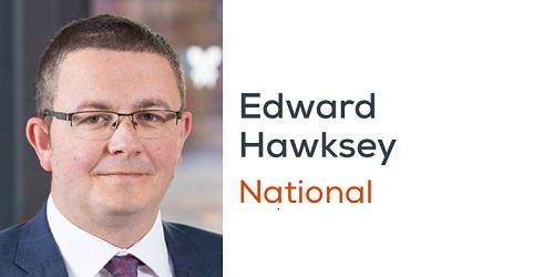 edward hawksey mental health first aiders