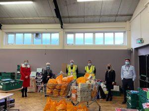 liverpool food bank donation