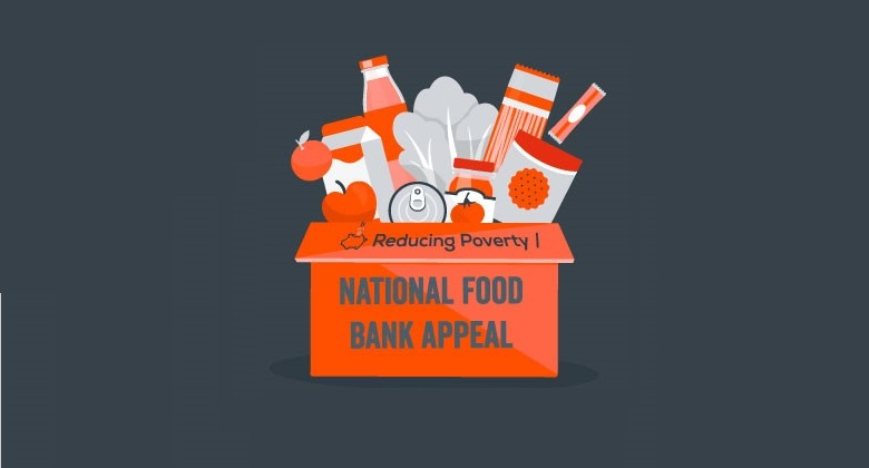 Build Back Better: The Novus Food Bank Appeal