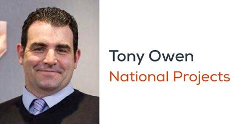tony owen mental health first aiders