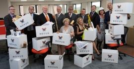 Novus opens new HQ in Stoke-on-Trent