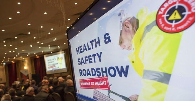 Novus steps up with health and safety roadshow