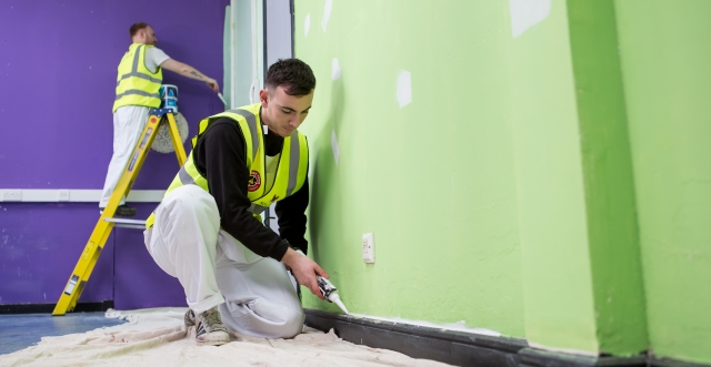 Revitalising much-loved Scottish community centre