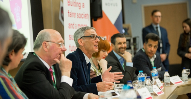 Responsible business week panel sees students put us in the hotseat again