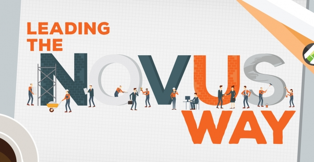 Taking the next step in your career with Novus