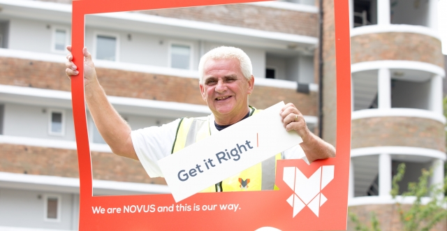 We are NOVUS and this is our Way… #GetItRight