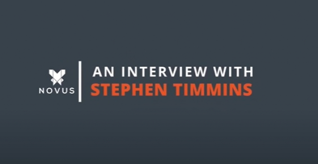 An Interview With Our Head of Bid – Stephen Timmins
