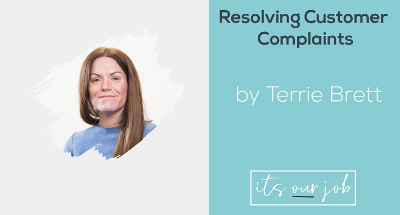 Resolving Customer Complaints by Terrie Brett