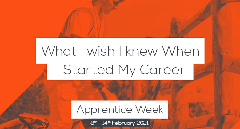 What I Wish I Knew When I Started My Career