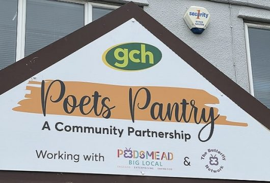 Supporting the Poet's Pantry Project
