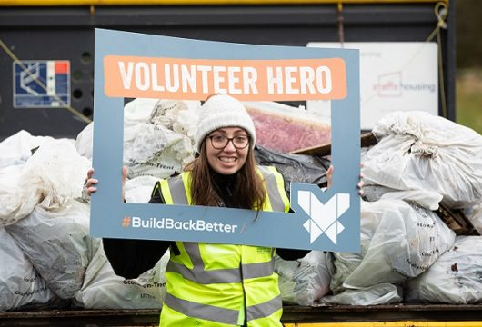 Novus Launch New Volunteer Hero Initiative with Community Clean Up