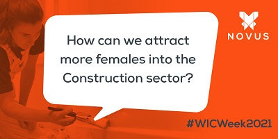attract more females in to construction sector