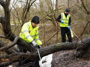 stoke on trent community clean up
