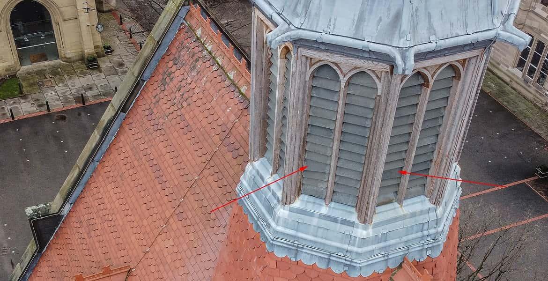 roof survey university manchester