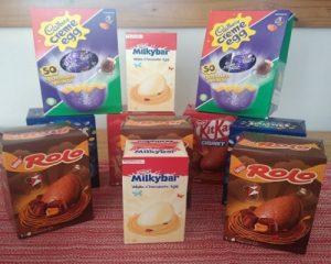 easter egg donation in manchester