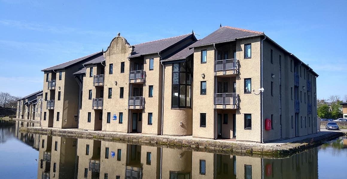 chancellors wharf at lancaster university