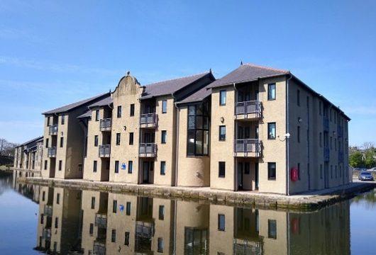 Lancaster University - Chancellor's Wharf External Refurbishment