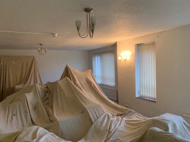 Novus redecorate Community Room