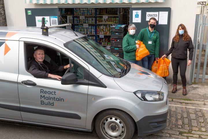 Build Back Better: The Novus Food Bank Appeal