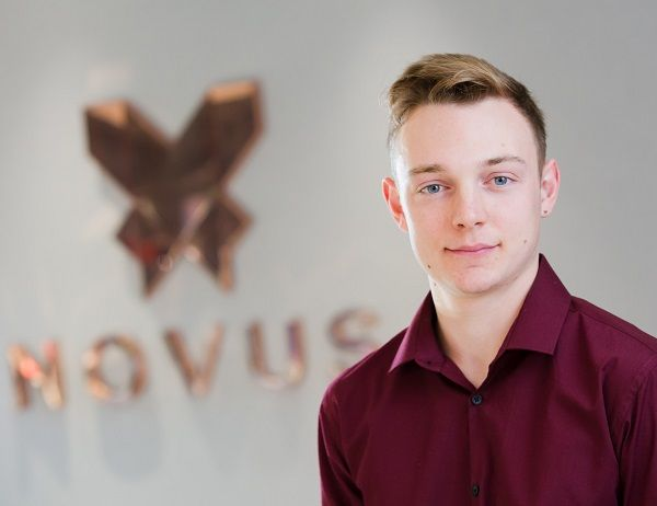 Niall Promoted to Assistant Quantity Surveyor
