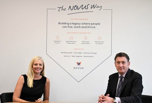 Novus Streamlines Services to Match Five-Year Growth Plan