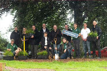 NOVUS SOWS THE SEEDS FOR ENVIRONMENTAL ACTION THROUGH BUILD BACK BETTER INITIATIVE